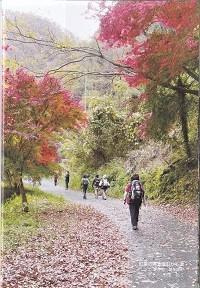 新ハイキング11月号に支部山行写真掲載